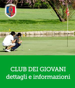 il club dei giovani al Zoate Golf Club e' un'opportunità' per imparare