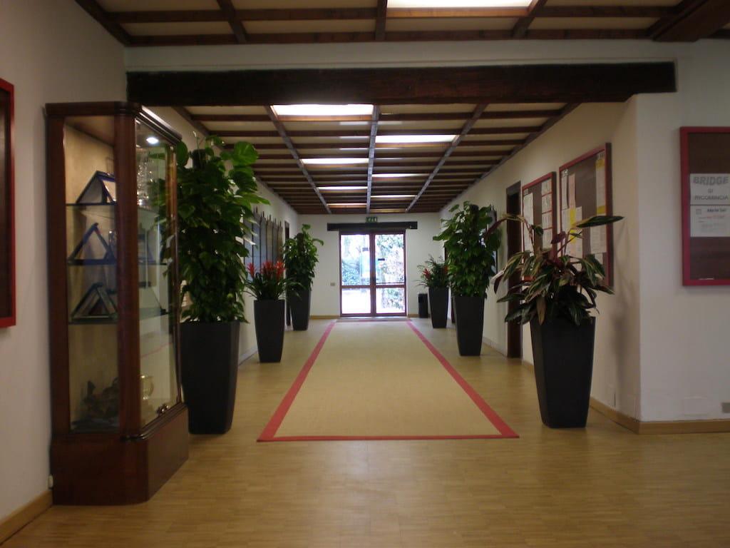 ingresso club house - zoate