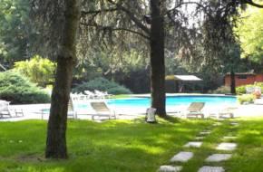 sentiero piscina - Golf Zoate