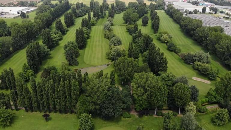 Golf Club Zoate: il campo in versione estiva
