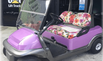 Circuito Vinci il Golf Car