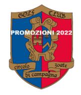 Promozioni Quote Associative Anno 2022